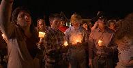 Последствия стрельбы в церкви в Техасе