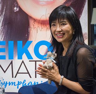 Японская пианистка и композитор Кейко Мацуи