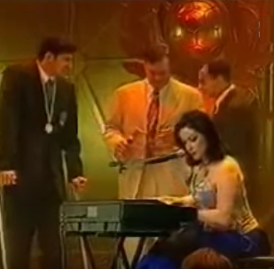 ვიდეოკლუბი: კალაძის სიმღერა თბილისს