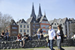 Кельн, Германия. Архивное фото
