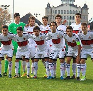 საქართველოს ფეხბურთის ახალგაზრდული ნაკრები (U-19)