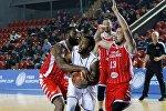 Баскетбольный клуб Динамо Тбилиси проиграл у себя дома болгарскому Лукойл-Академик