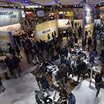 На EICMA-2017 свою продукцию представляют все ведущие производители мототехники, экипировки и аксессуаров