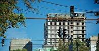 Светофоры на улицах столицы Грузии