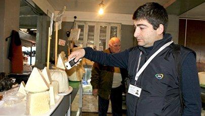 Национальное агентство продовольствия провело проверки на рынках Тбилиси