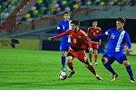 Матч между сборными Грузии и Финляндии (U-21) по футболу