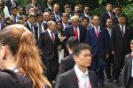 Общение Путина и Трампа во второй день АТЭС