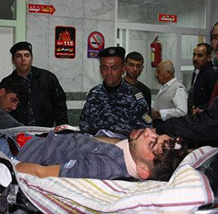 Жертвы землетрясения в Ираке