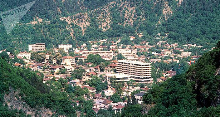 Город Боржоми