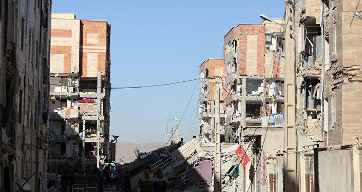 ერაყისა და ირანის საზღვარზე მომხდარი მიწისძვრის შედეგები