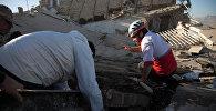 Последствия землетрясения в Ираке и Иране