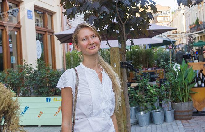 Путешественница Светлана Аристархова