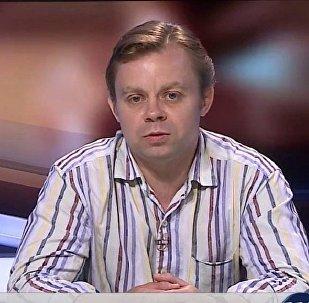 Политический консультант Сергей Слободчук