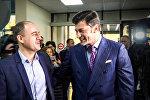 Бывший защитник Милана принял жезл управления городом Тбилиси