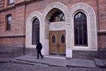 Здание МИД Грузии