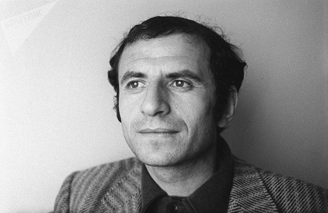 Грузинский детский писатель Гурам Петриашвили