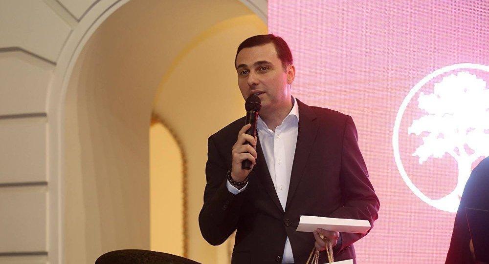 Председатель сакребуло Тбилиси Георгий Ткемаладзе
