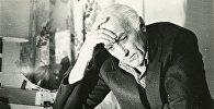 Грузинский писатель Чабуа Амирэджиби