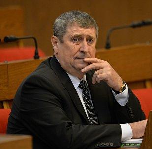 Вице-премьер Михаил Русый