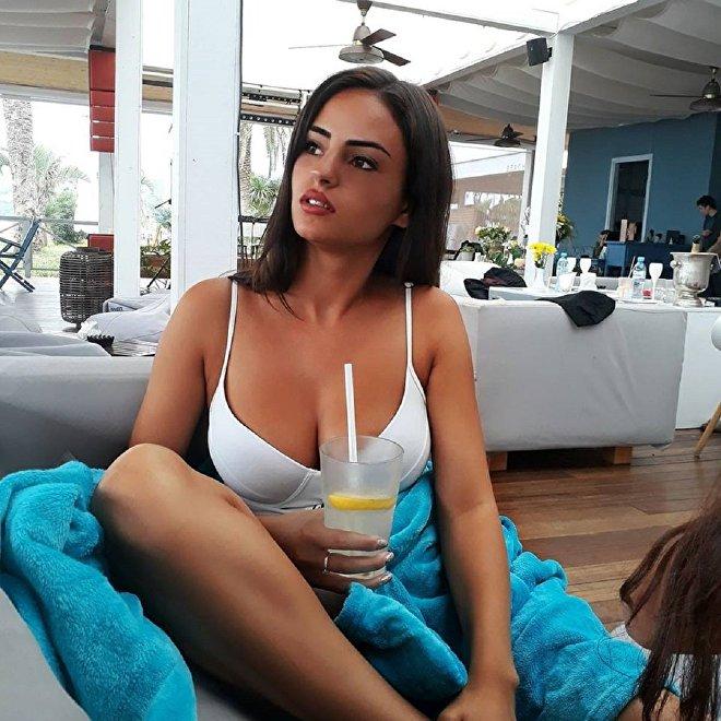 Грузинская модель Мери Тариелашвили