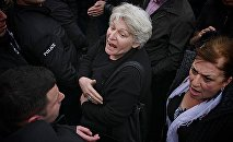 Акция протеста оппозиции, архивное фото