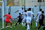 Футбол. Шукура из Кобулети против Динамо Тбилиси