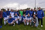 Команда парламента Грузии по футболу