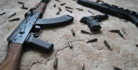Оружие и боематериалы