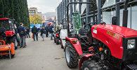 Сельскохозяйственная выставка в EXPO Georgia