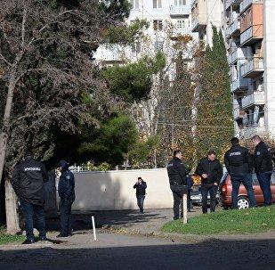 Спецоперация в Тбилиси