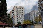 Спецоперация в жилом квартале в столице Грузии