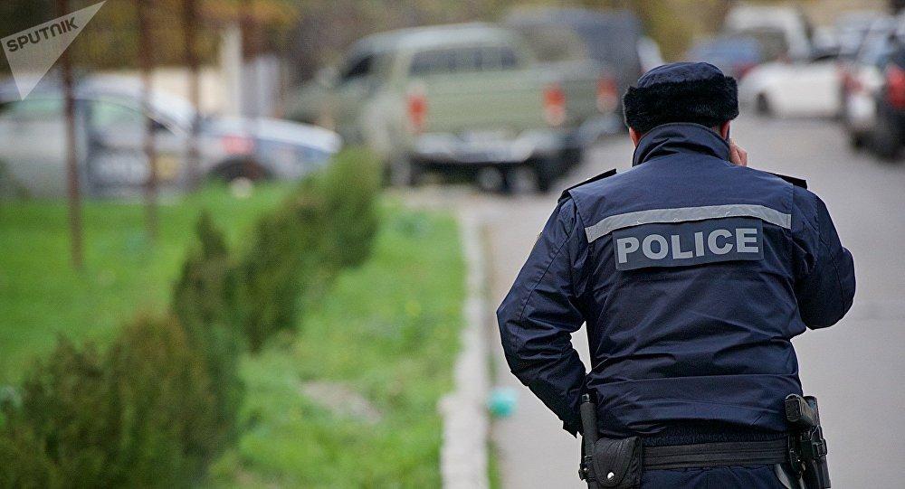 Сотрудник патрульной полиции