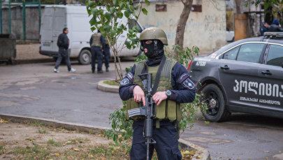 Последствия спецоперации в столице Грузии