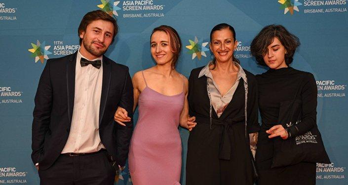 Грузинские кинематографисты на Asia Pacific Screen Awards