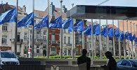 Европейский квартал в Брюсселе