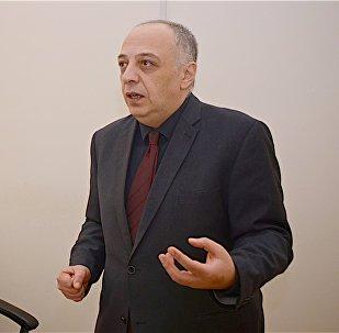 Директор Батумской Республиканской больницы Малхаз Халваши
