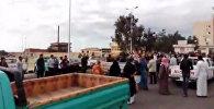 Террористы атаковали мечеть эр-Роуда на севере Синая