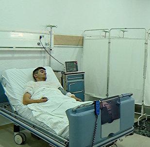 აჭარის მთავრობის ხელმძღვანელმა ბათუმის საავადმყოფოში სასტუმრო ლეო გრანდში გაჩენილი ხანძრის დროს დაშავებულები მოინახულა