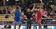 Грузинский борец вольного стиля Гено Петриашвили (-125 кг) стал победителем молодежного чемпионата Мира
