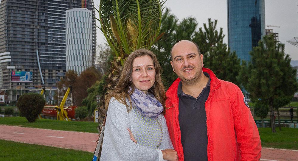 Егор и Анастасия Павловы