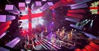 Финал музыкального конкурса Детское Евровидение 2017 в столице Грузии