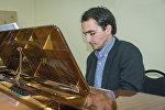 Пианист и дирижер Иосиф Джугашвили
