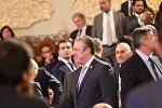 Премьер-министр Грузии Георгий Квирикашвили на Тбилисском форуме Шелкового пути