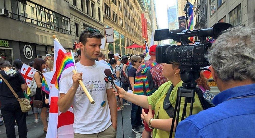 Места встречи всех геев