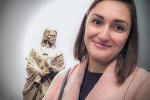 Творчество грузинских скульпторов изучила репортер Sputnik