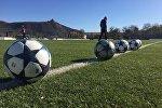 Футбольный стадион в Болниси