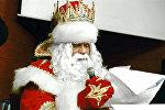 Дед Мороз из Великого Устюга читает письма