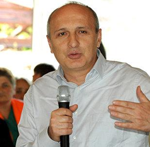 Бывший премьер-министр Грузии Вано Мерабишвили