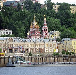 Нижний Новгород - город-организатор Чемпионата мира 2018 года