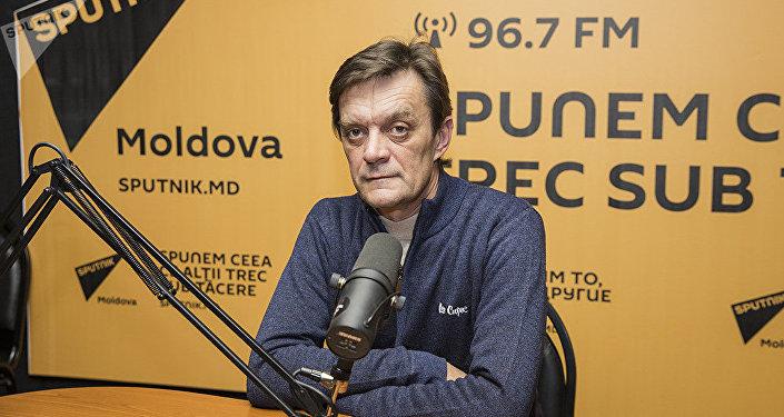 Призер Олимпийских игр по пулевой стрельбе Олег Молдован